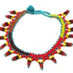 Red/Yellow/Turquoise